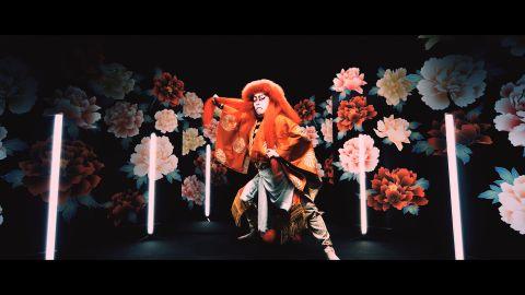 株式会社クリエイティブテクノロジー様海外国際イベント上映用歌舞伎コラボ 映像制作