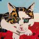 弊社所属アーティストISSEIの絵画コーナーが住友不動産『リフォーム相談会』に登場。