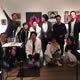弊社所属アーティストISSEIの新作展覧会『NEW WORKS』終了。